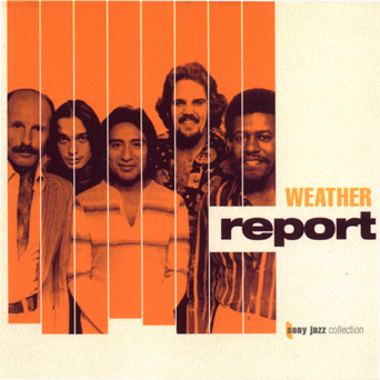 Weather Report CD cov